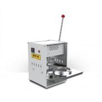 เครื่องซีลถ้วย ถาดกลม D140มม WM-S140องศา 0-300c