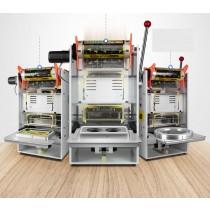 เครื่องซีลถาดอาหาร WM2216 กำลัง 300 วัตต์ 0-300C กล่อง 22x16cm