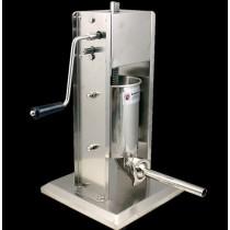 เครื่องทำไส้กรอก เครื่องยัดใส้กรอก เครื่องอัดไส้กรอก 3L มือหมุน Stainless