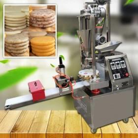 เครื่องทำขนมโมจิใส่ใส้ เครื่องทำซาลาเปา Fully Automatic Mochi Making Machine กำลังไฟ 2500 วัตต์ พร้อมตัวกดแบน