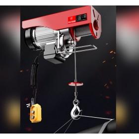 รอกไฟฟ้า มอเตอร์เครน ยกของ ก่อสร้าง Mini electric small crane hoist