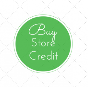 Store Credit with a Discount
